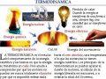 ¿Qué estudia la termodinámica?